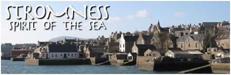Stromness Spirit of the Sea